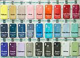 Чехол Original Soft Samsung A10s фиолетовый/Purple, фото 2