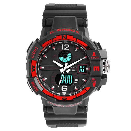 Часы наручные C-Shock GWA-1100 Black-Red