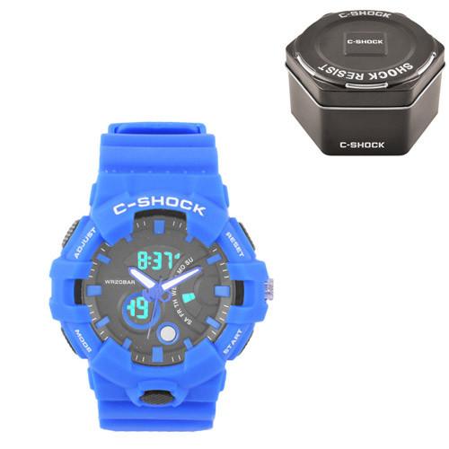 Часы наручные C-Shock GWL-100 Blue+Box