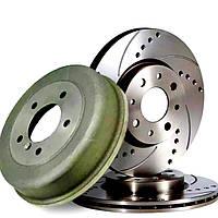 Рейтинг тормозных дисков