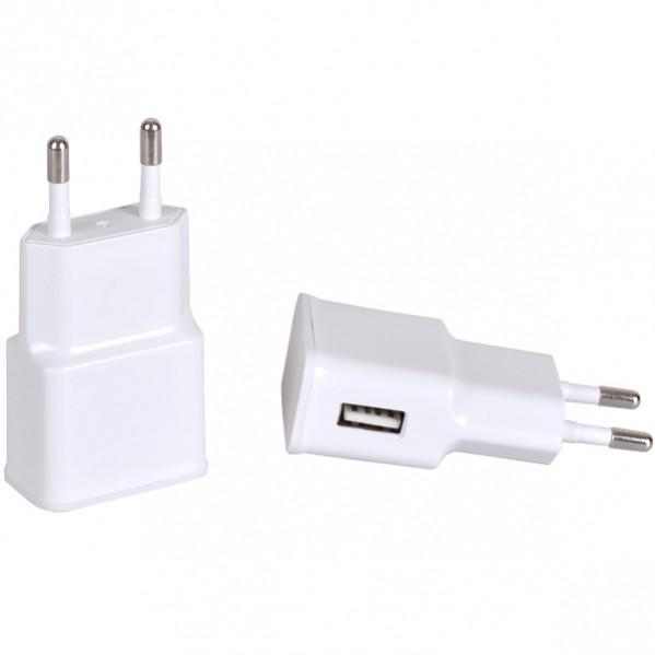 Сетевой USB адаптер 2.0 А (10-прямоугольный)