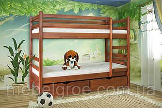 Кровать двухъярусная Кенгуру