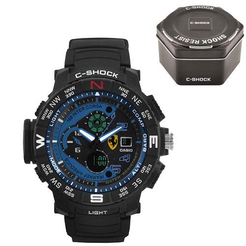 Часы наручные C-Shock Ferrari Inter Corsa Black-Blue+Box