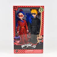 """Лялька """"Супер Кіт"""" з мультф """"Леді Баг"""" висота ляльки 33,5"""