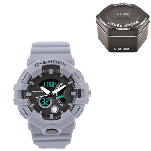 Часы наручные C-Shock GWL-100 Grey+Box