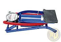 Насос ножной с манометром 0.3 МП Vorel 82000