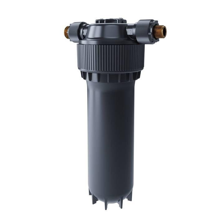 Передфільтр Аквабос 1-02 для гарячої води