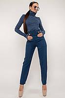 Офисный теплый костюм гольф и брюки Beis\long\viki (42–52р) в расцветках