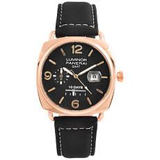 Часы наручные 02-A Panerai Black G-BK (копия)