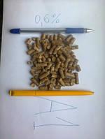 Dřevěné pelety hnědá (Obsah  popela 0,9%) velkoobchodní Brno, фото 1