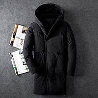 Мужской пуховик пальто на холодную  зиму