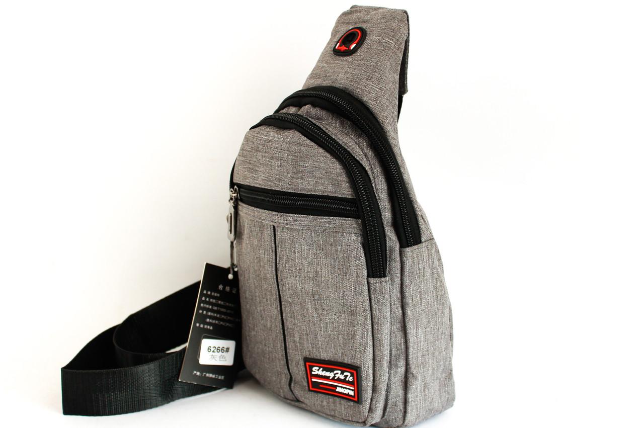 """Мужская сумка слинг через плечо """"Gingpin 6266"""""""