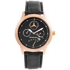 Часы наручные мужские 4064 Mercedes Black G-BK (копия)