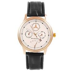 Часы наручные мужские 4064 Mercedes White G-BK (копия)