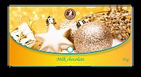 Шоколадный клатч на Новый Год. Шоколадные новогодние подарки сотрудникам. Корпоративные подарки на Новый Год