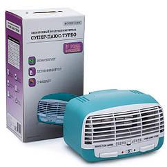 Очиститель ионизатор Супер-Плюс Турбо Зеленый hubvkzo10830, КОД: 1033083