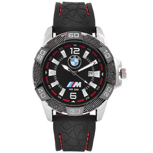 Часы наручные мужские 8289 BMW Black S-BK (копия)
