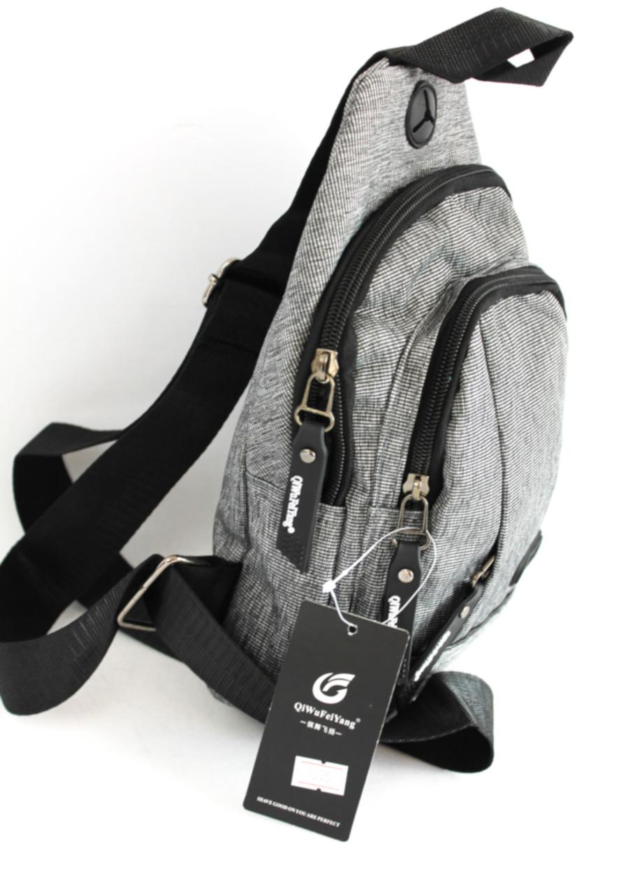 "Мужская сумка слинг через плечо ""Qiwufei Xang 7525"""