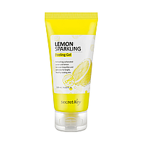Лимонная пилинг-скатка SECRET KEY Lemon Sparkling Peeling Gel, 120 мл