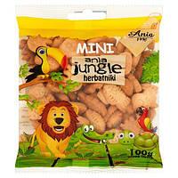 Печиво Ania Jungle, 100 г