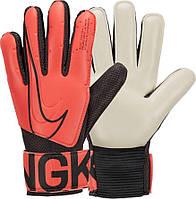 Перчатки вратарские детские Nike Goalkeeper Match Junior GS3883-892 Красный