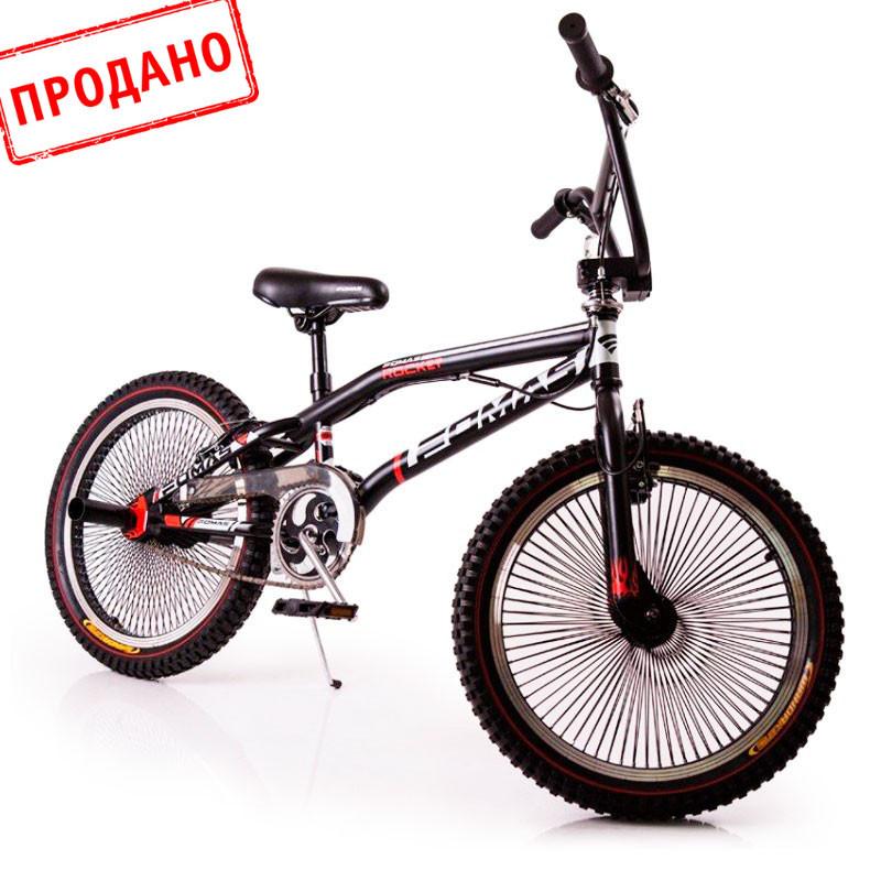 Детский Велосипед Fomas F-200 Black