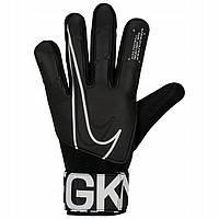 Перчатки вратарские Nike Goalkeeper Match GS3882-010 Черный