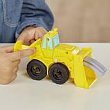 Play-Doh игровой набор город Экскаватор E4294 Wheels Excavator set, фото 2