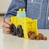Play-Doh игровой набор город Экскаватор E4294 Wheels Excavator set, фото 4