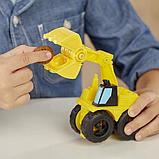 Play-Doh игровой набор город Экскаватор E4294 Wheels Excavator set, фото 5