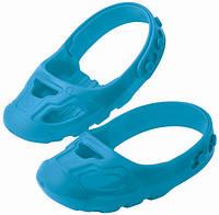 Big Защита на обувь голубая 56448