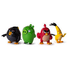Angry Birds Злі Пташки 4 міні фігурки 6027751 Collectible Figures 4-Pack
