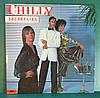 CD диск Chilly - Secret Lies