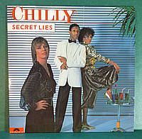 CD диск Chilly - Secret Lies, фото 1