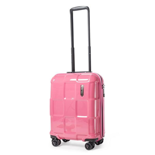 Чемодан дорожный на колёсах для ручной клади Epic Crate EX Solids (S) Strawberry Pink, 40 л. (550х400х200 см.)