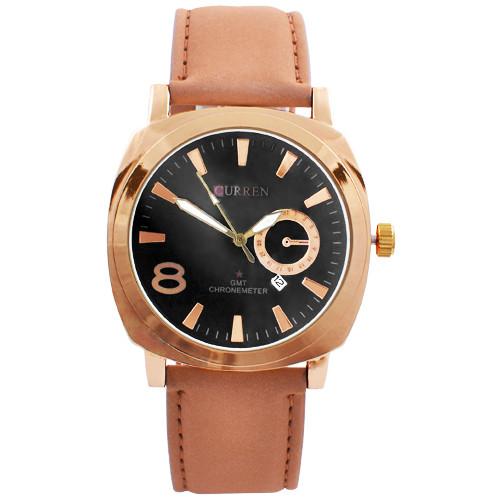 Часы наручные мужские 7777 Curren Black G-Br (копия)