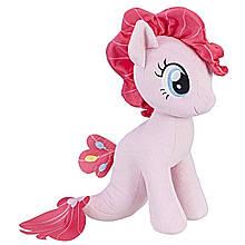 My Little Pony Плюшевая пони русалка Пинки Пай C2966 The Movie Pinkie Pie Sea-Pony Soft Plush
