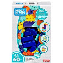 Mega Bloks Конструктор 60 деталей FLY43 60pcs Building Box