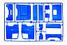MERCEDES - BENZ ACTROS 2003. Сборная модель автомобиля-тягача в масштабе 1/24. ITALERI 3824, фото 5