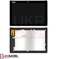 Дисплей Asus ZenPad 10 Z300M, Z300C, Z300CG, Z301, P021, ( TV101WXM-NU1 ) с тачскрином, Black