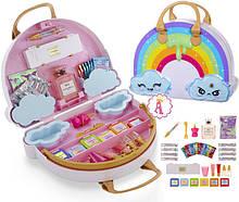 Poopsie радужная сумка для Пупси создания слизи слайм радуга 559900 Slime Surprise Chasmell Rainbow Slime Kit