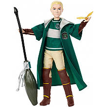 Harry Potter Гаррі Поттер гра в квідич Драко Мелфой GDJ71 Draco Malfoy Collectible Quidditch Doll