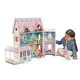 KidKraft Кукольный домик дом Усадьба Аббатства 65941 Abbey Manor Pink Dollhouse, фото 7