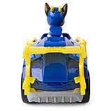 Paw Patrol Щенячий патруль Могучие Щенки Гонщик Чейз Mighty Pups Super Paws Chase's Deluxe Vehicle, фото 5