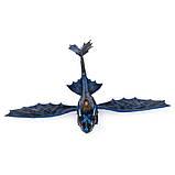 DreamWorks Dragons Беззубик Toothless дышит паром Как приручить дракона Огнедышащий 6045435 Giant Fire, фото 6
