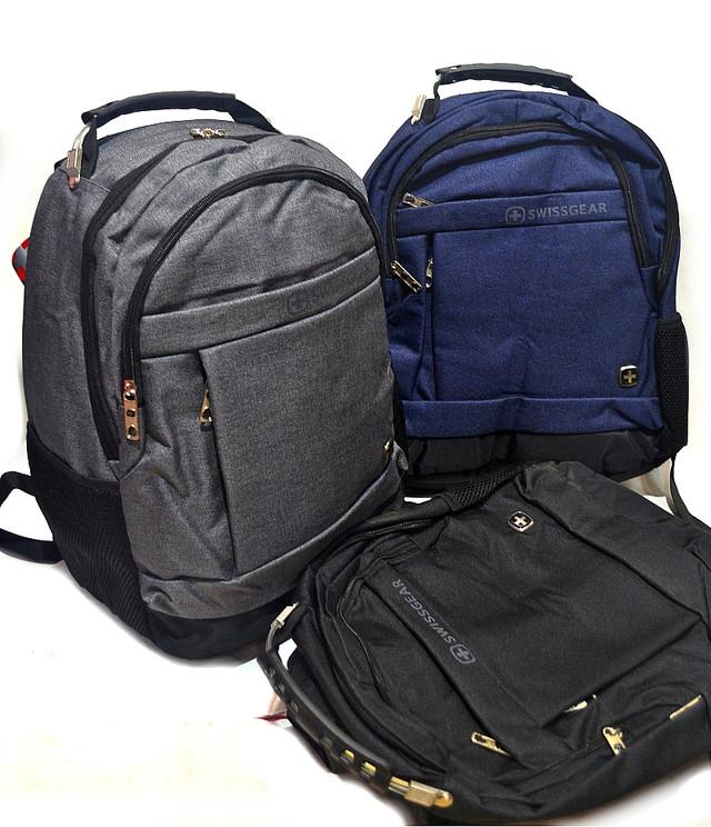 Универсальный городской рюкзак с отделением для ноутбука SWISSGEAR 117