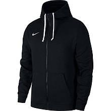 Толстовка мужская Nike Team Club 19 Full Zip Hoodie AJ1313-010 Черный
