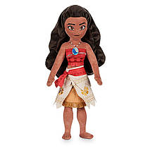 Disney Мягкая плюшевая игрушка кукла Моана Moana Plush Doll 20 Inch