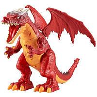 Robo Alive Интерактивный огненный дракон 7115R Dragon red Fire Breathing Roaring