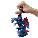 WowWee Fingerlings Интерактивный ручной дракон 3864 Shockwave Untamed Dragon, фото 8